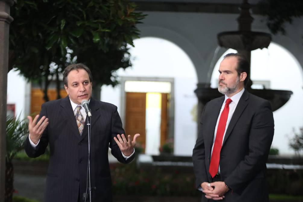 Minister Simon Cueva says Ecuador will benefit from an additional $ 1 billion from SDR funding from the International Monetary Fund |  News