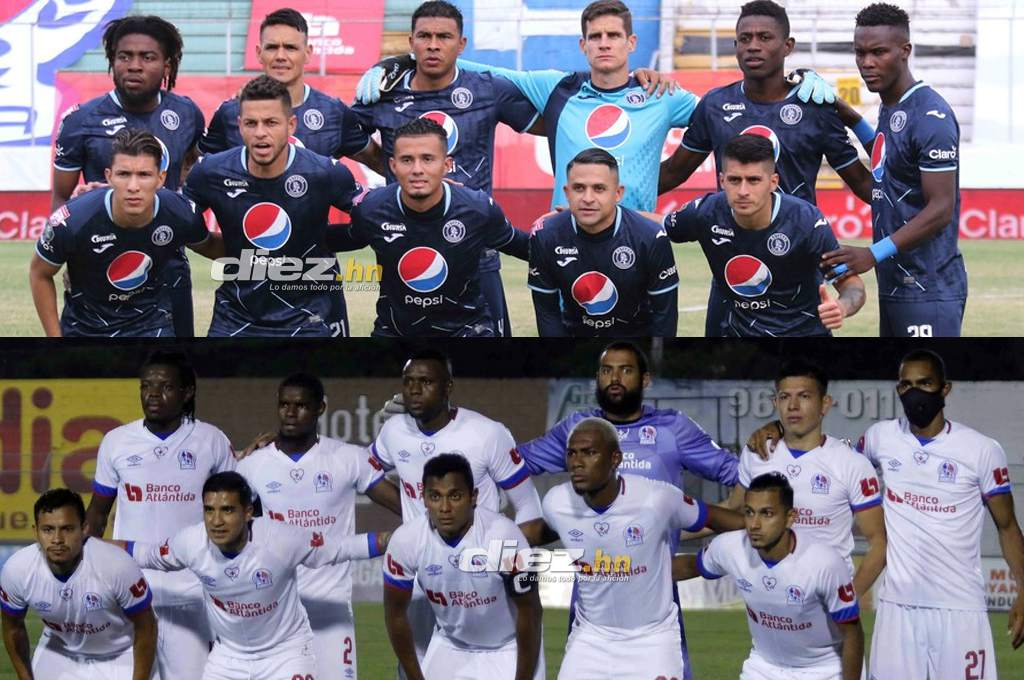 Motagua vs.  Olympia: The dates and dates of the Clausura-Diez final matches have been confirmed