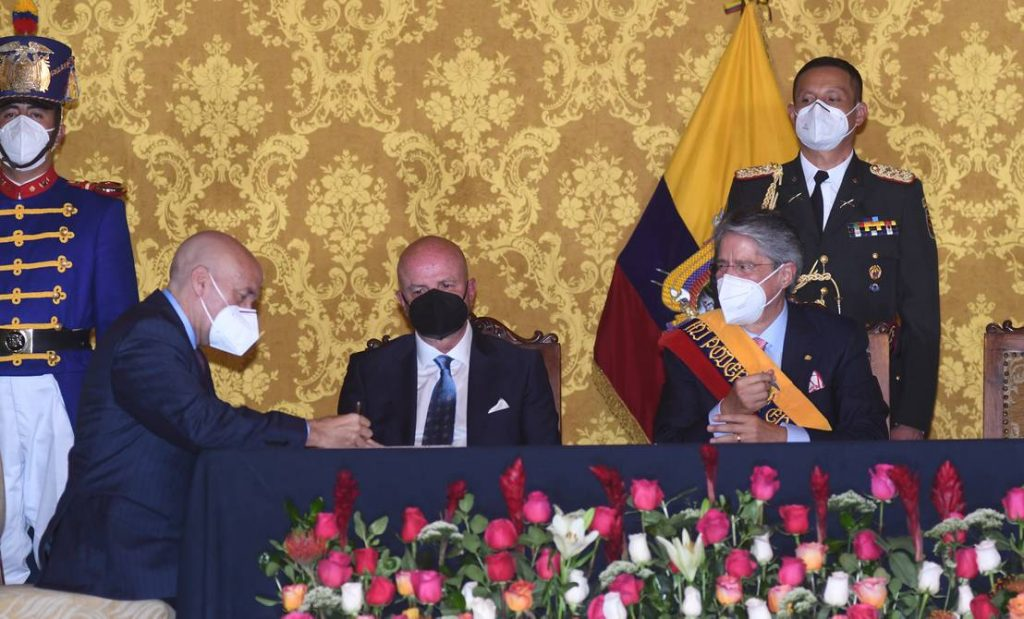 New appointments of President Guillermo Lasso officials, governors and ambassadors |  Politics |  News