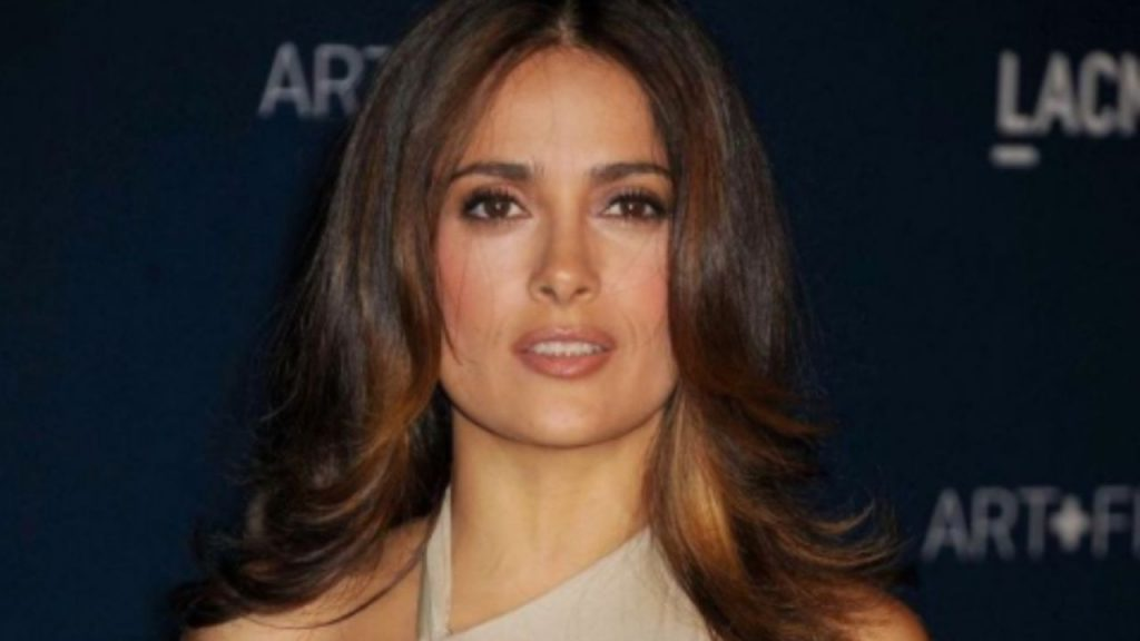 Salma Hayek comes to Marvel!  It stars in ??  Immortal ??  With Angelina Jolie