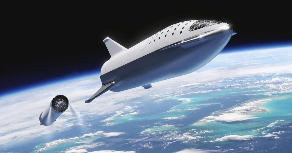 SpaceX missile will fly over Cuba