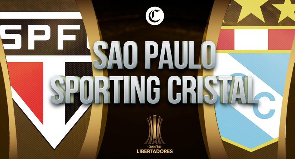 Sporting Cristal vs Sao Paulo Live broadcast How and where to watch the Copa Libertadores 2021 match    Live Football  Libertadores Cup via Facebook Watch    Anytime plays Cristal    Today's matches    Total Sports