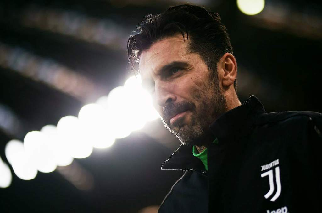 Surprise: Gianluigi Buffon steps in and announces his last farewell from Juventus and talks about Cristiano-Diez