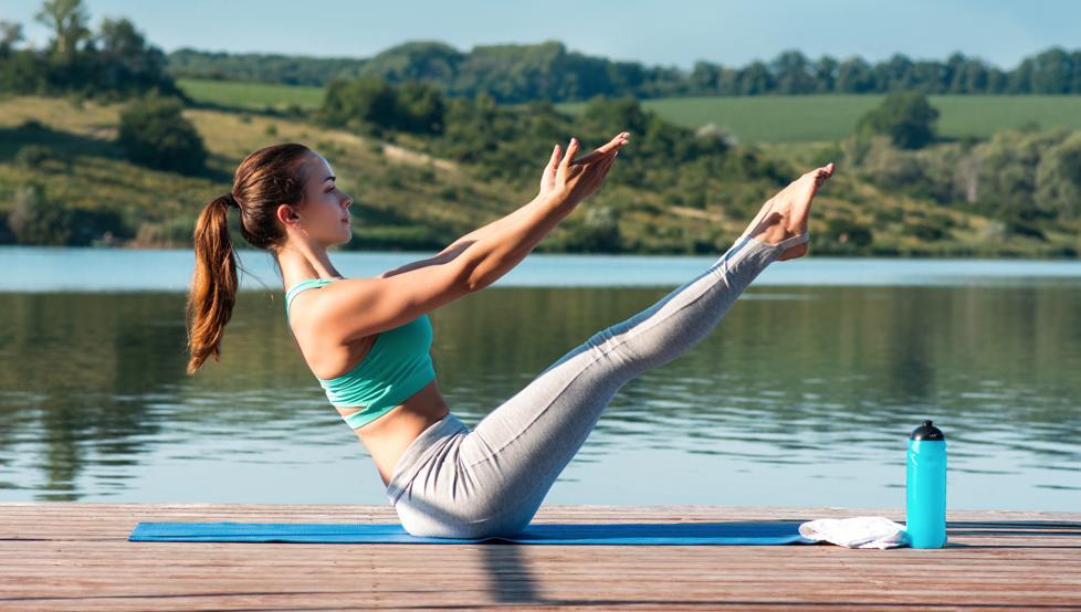 Con solo 5 minutos de ejercicios al día conseguirás un torso perfecto. (Getty)