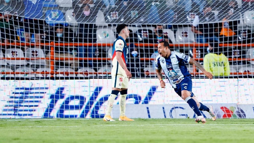 The reasons for America's defeat at Pachuca