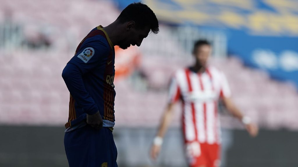 This is how the panoramic view of the League remains after the draw between Barcelona and Atletico Madrid