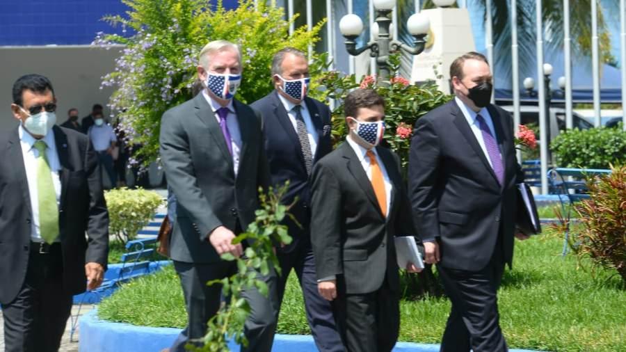 US Special Envoy Ricardo Zika met with the Legislative Committee