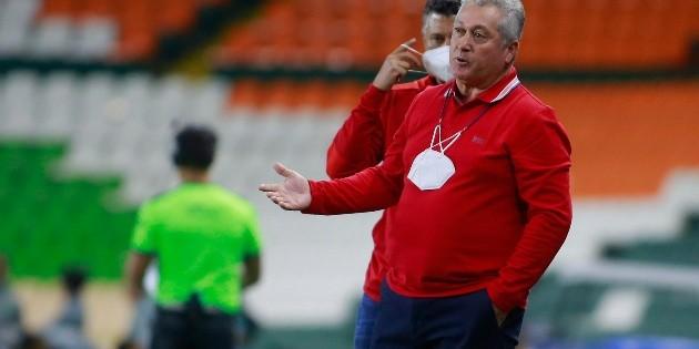 Victor Manuel Vucic believes Jaime Gómez de Xolos de Tijuana as a boost for Chivas de Guadalajara for the inaugural tournament of 2021 I Liga MX