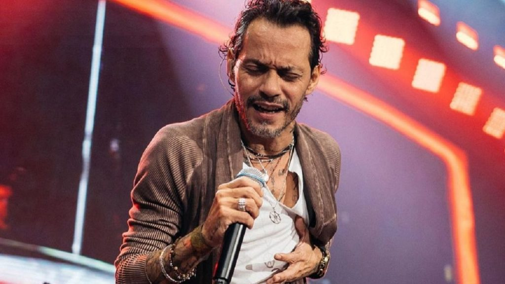 What is Marc Anthony's favorite dish?