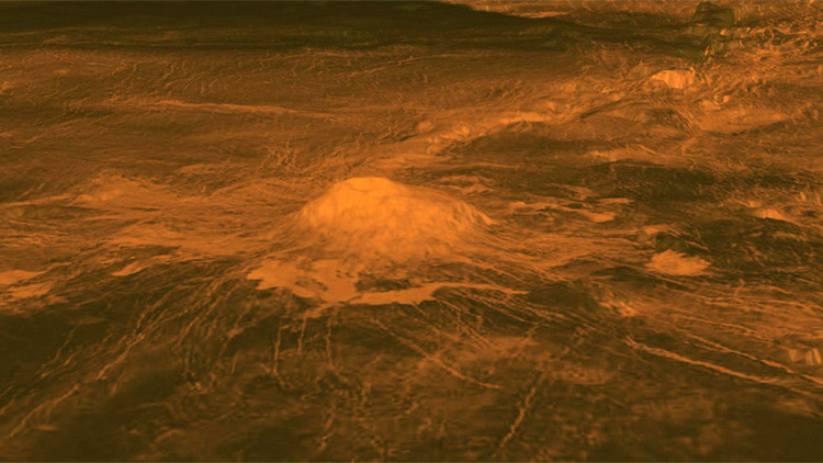 Lava Remnants: Evidence of Volcanic Activity Found on Venus