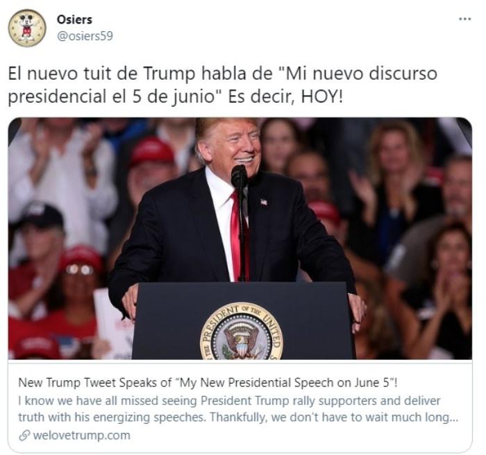 Donald Trump Timurco Amenasante Joe Biden5