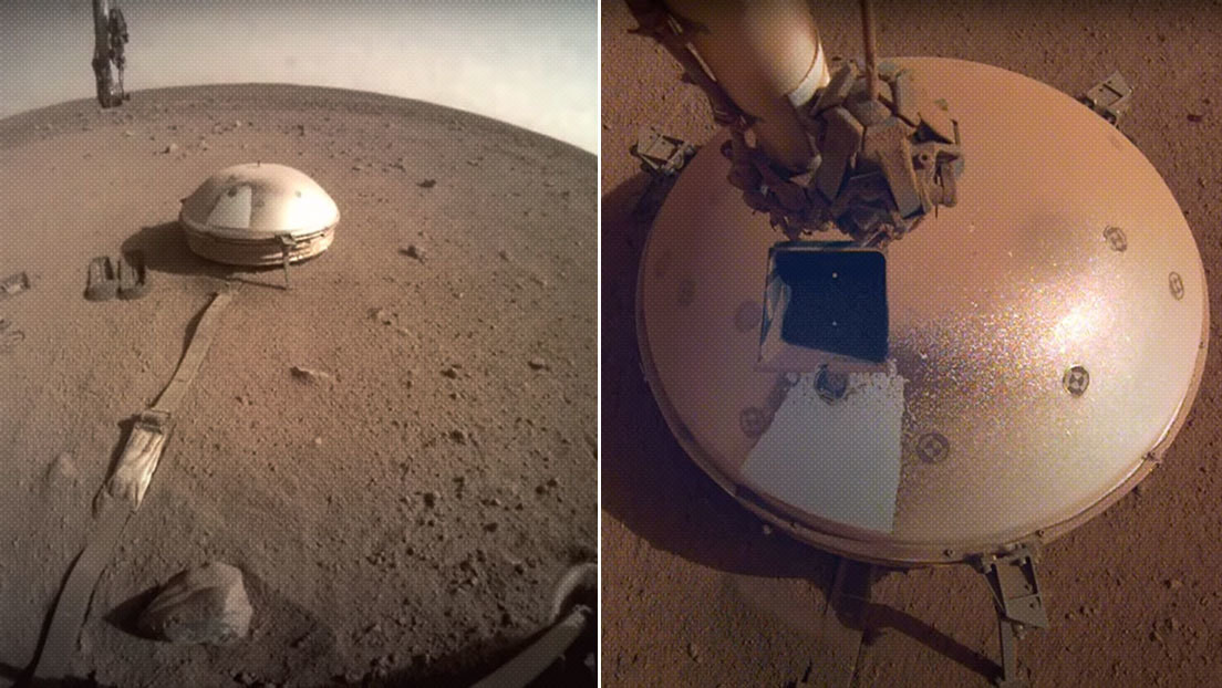 Video: NASA's Insight probe detects two powerful earthquakes on Mars