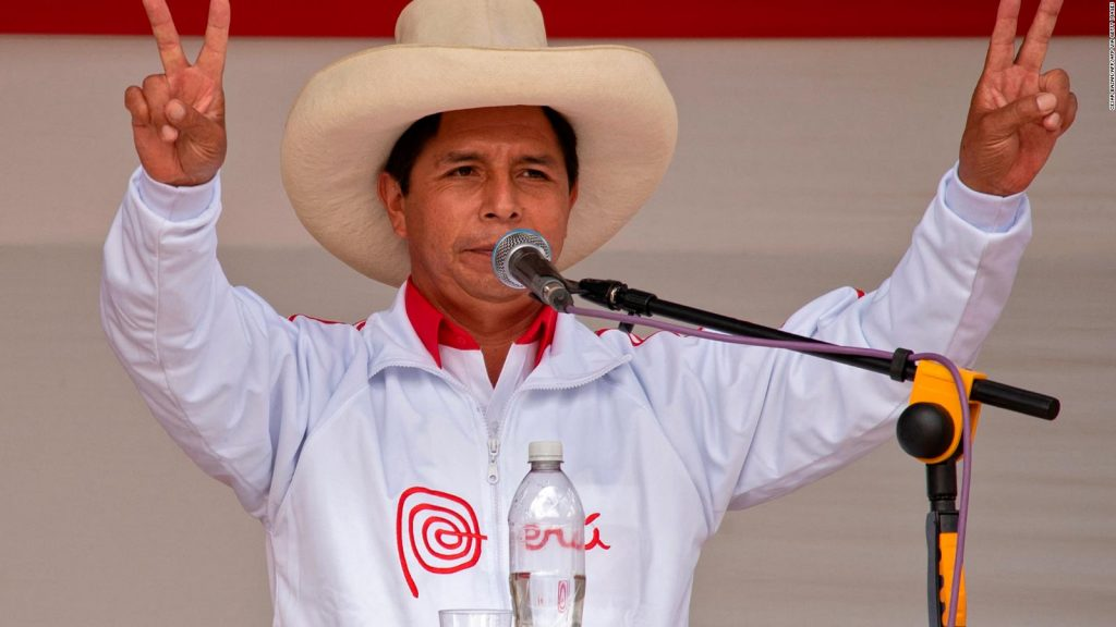 Peru 2021 elections: Pedro Castillo beats Keiko Fujimori in ONPE preliminary results