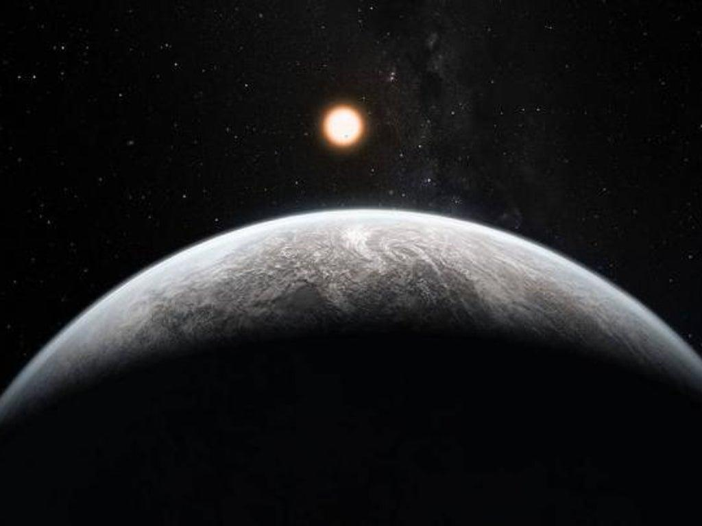 NASA discovers a strange planet with an atmosphere similar to Earth