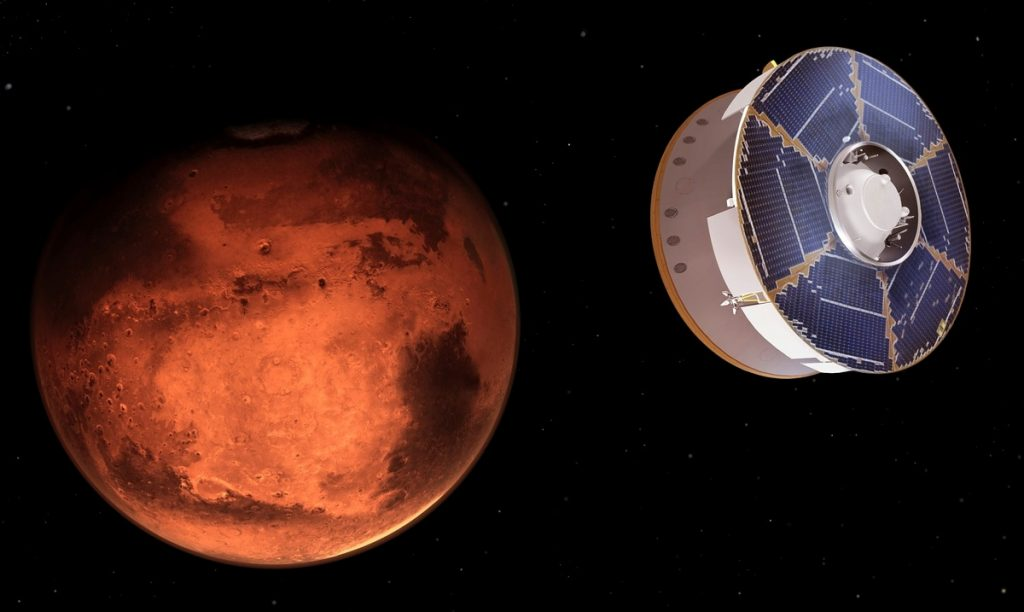 Trips to Mars without returning to Earth?
