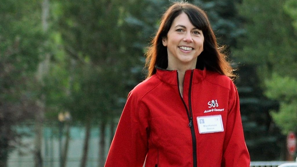 $2.7 billion: Charity Lottery for MacKenzie Scott, ex-wife of Jeff Bezos |  people