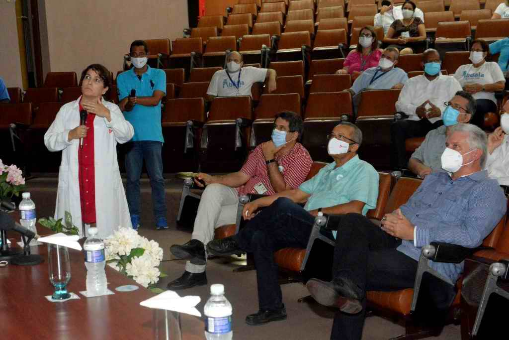 Another milestone in Cuban science: Abdallah in three doses, 92.28% effectiveness