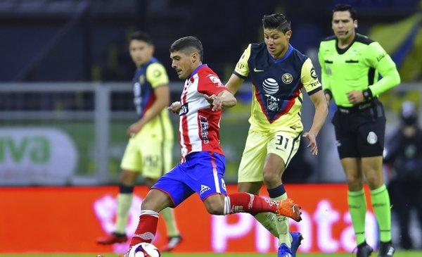 Fifth loss for Club America in Apertura 2021