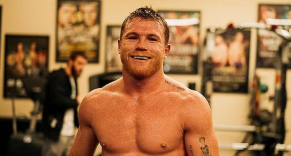 Canelo Alvarez: the meaning of the tattoo of the Mexican boxer |  What does Canelo's tattoo say |  Mexico |  MX nnda-nnlt |  Mexico