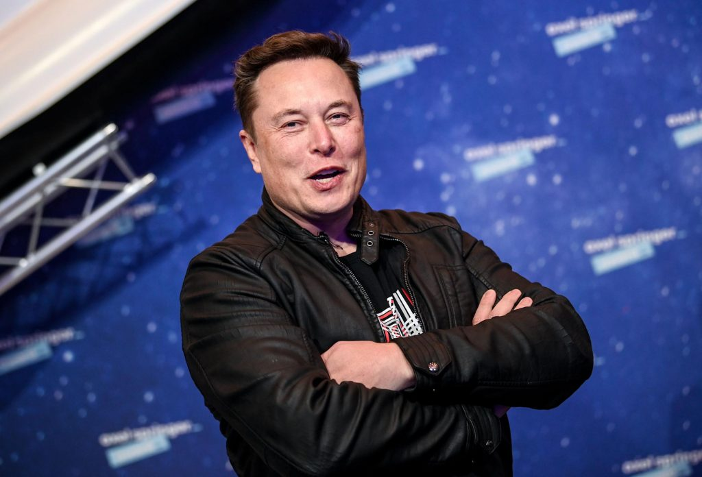 """Elon Musk lives in a prefab """"house"""" next to the SpaceX base for which he pays $250 a month."""