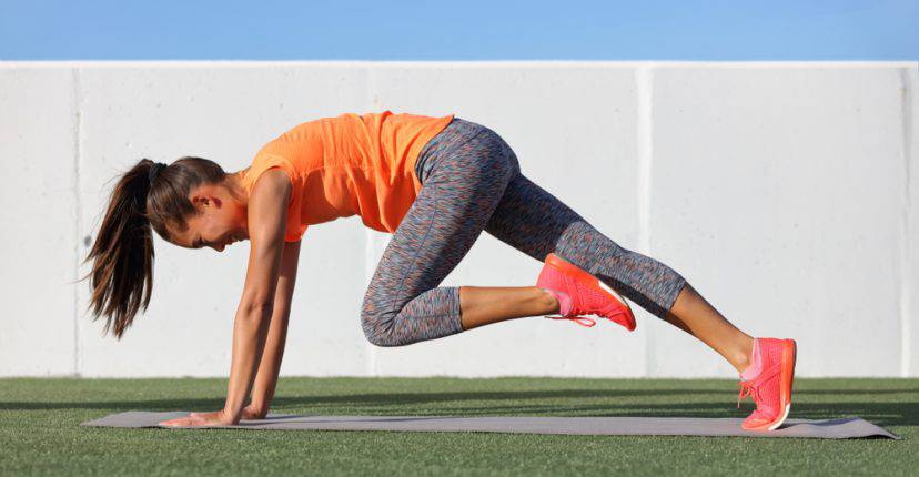 5 exercises that work the whole body at the same time    Health    magazine