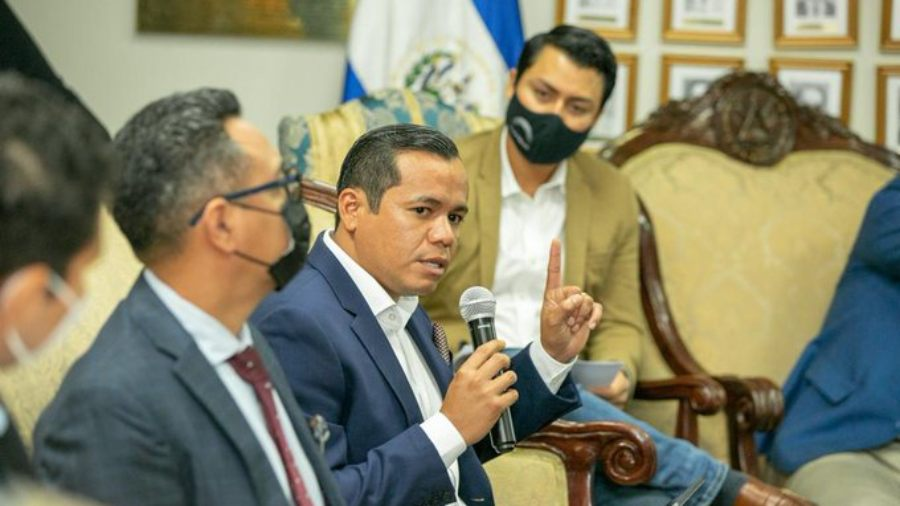 Actual income and expenses do not match the approved budget, US notes in El Salvador