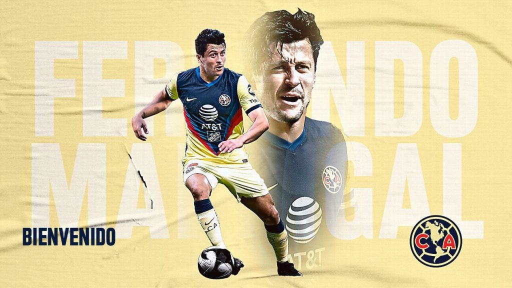 America makes the arrival of Fernando Madrigal official as a boost for Apertura 2021
