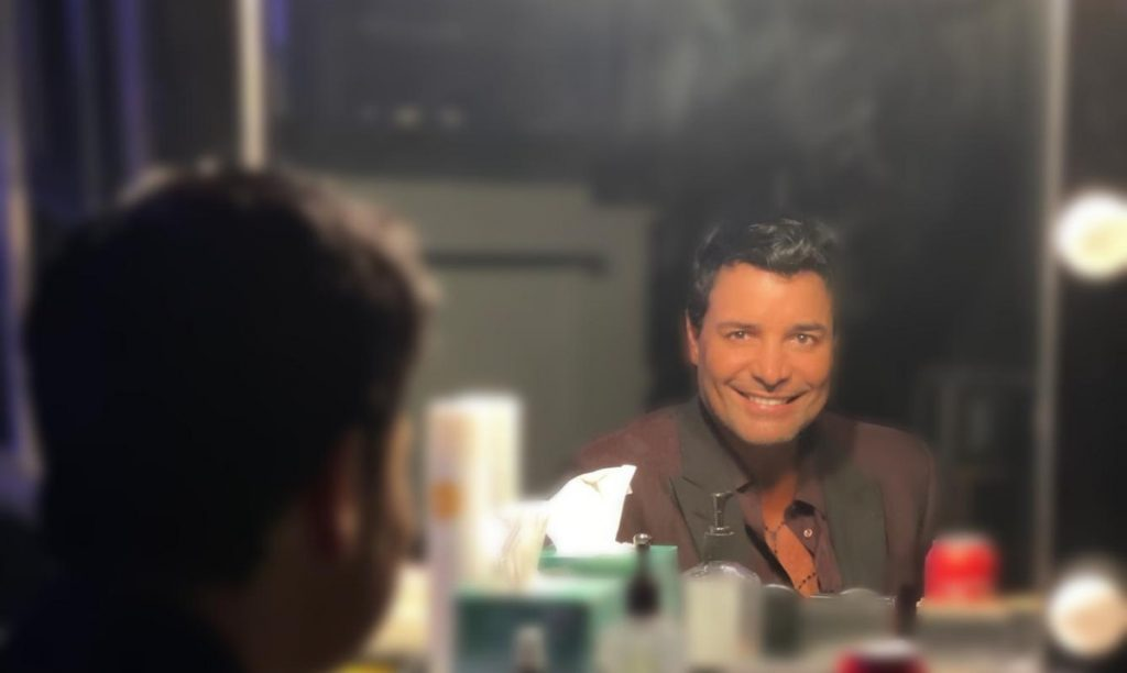 """Chayanne puts his voice to the lion in """"Sing 2"""""""