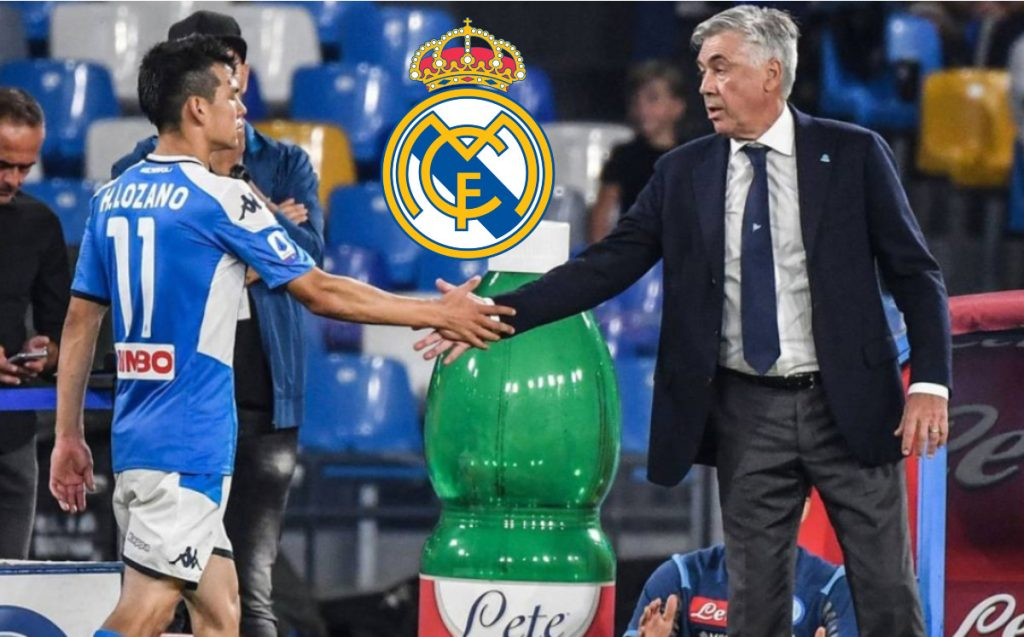 Chucky and Chicharito to Real Madrid?  This is what Ancelotti said