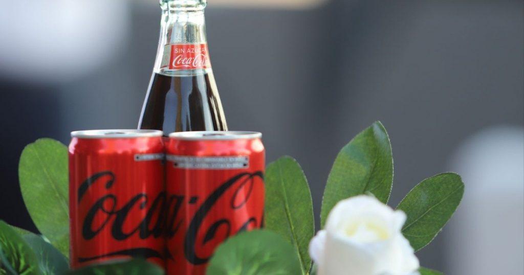 Coca Cola Sin Azúcar Officially Launched |  ELIMPARCIAL.COM