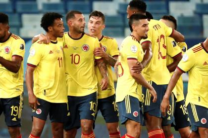 Colombia and Ecuador: the best data from the Copa America 2021 match and the national team |  Statistics |  America's Cup 2021
