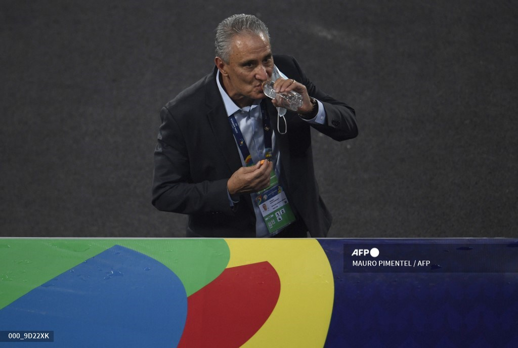 Copa America: Brazil's Tite exploded due to the fine handed to him by CONMEBOL