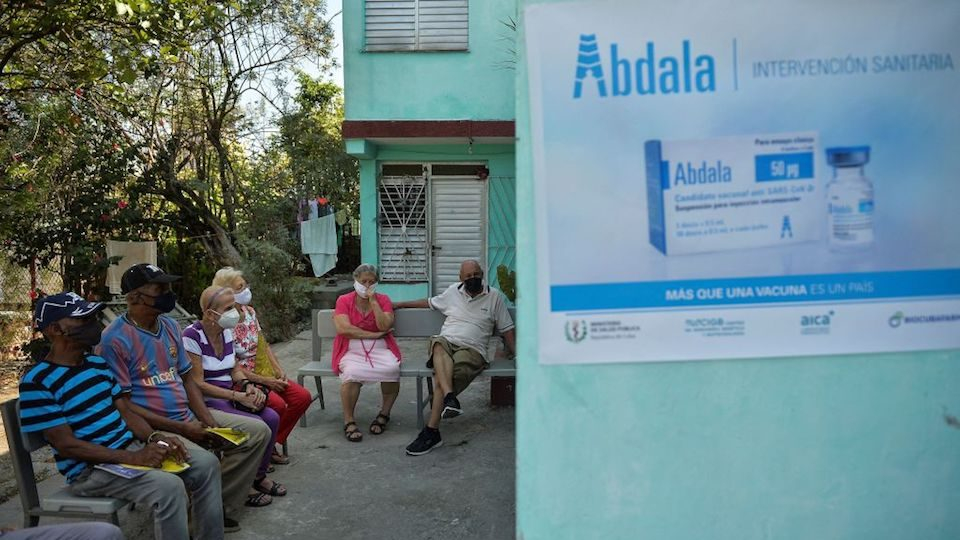 Cuba Abdullah COVID-19 Vaccine