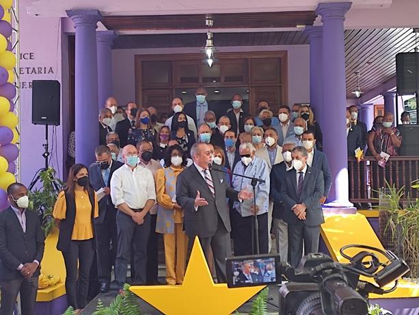 Danilo no asiste al acto del PLD en conmemoración a Juan Bosch