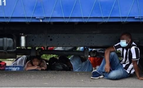 Denouncian que cutro mujers migrantes Haití sufrieron abuso en Honduras