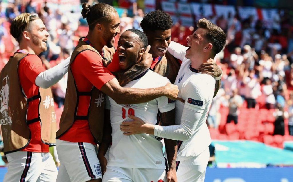 England - Croatia (1-0) Euro 2021 goals in video