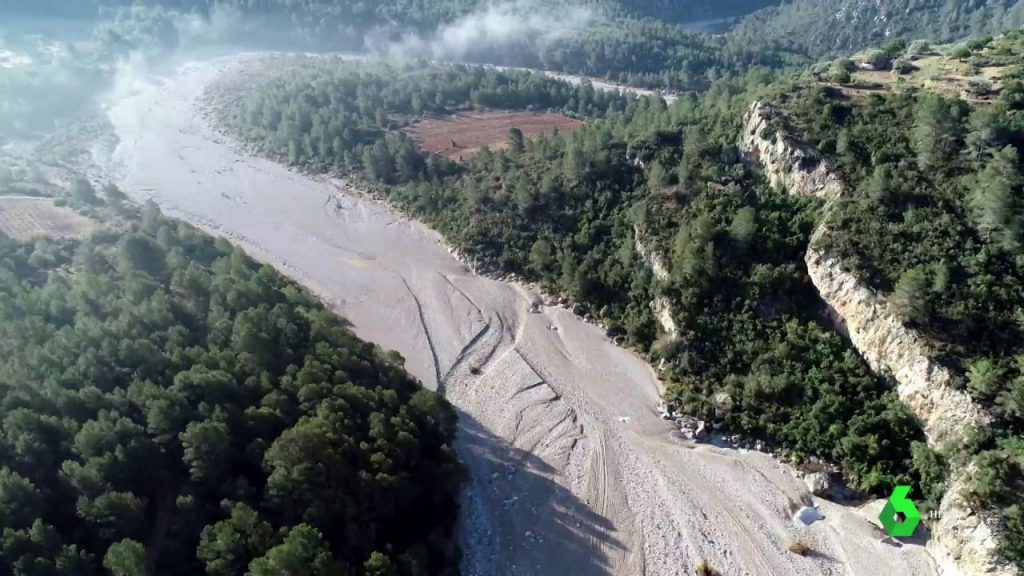 """""""Episal rivers"""" and """"intermittent rivers"""" are becoming increasingly popular due to climate change"""