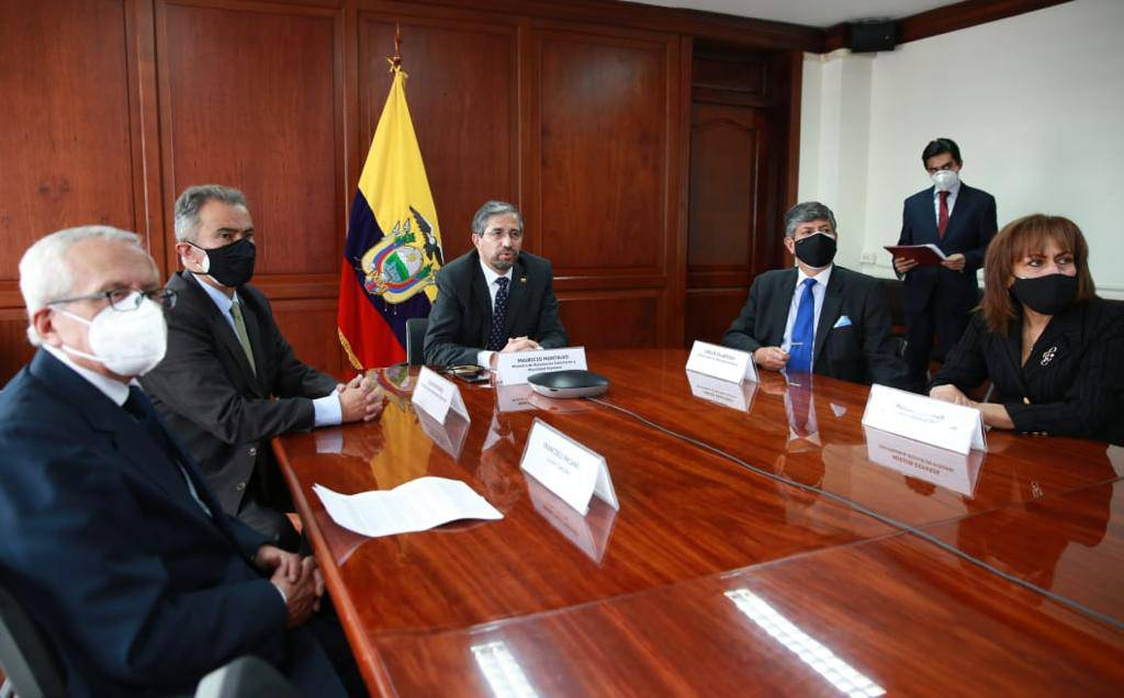 Guillermo Laso's government begins with 85 diplomatic missions abroad |  Politics |  News