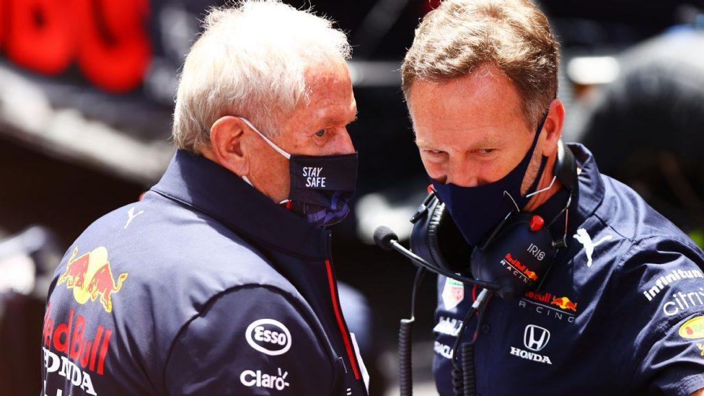 "Helmut Marko ""Cheko lost the podium because of us"""