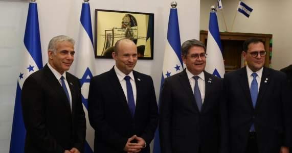 Honduras opens embassy in Jerusalem