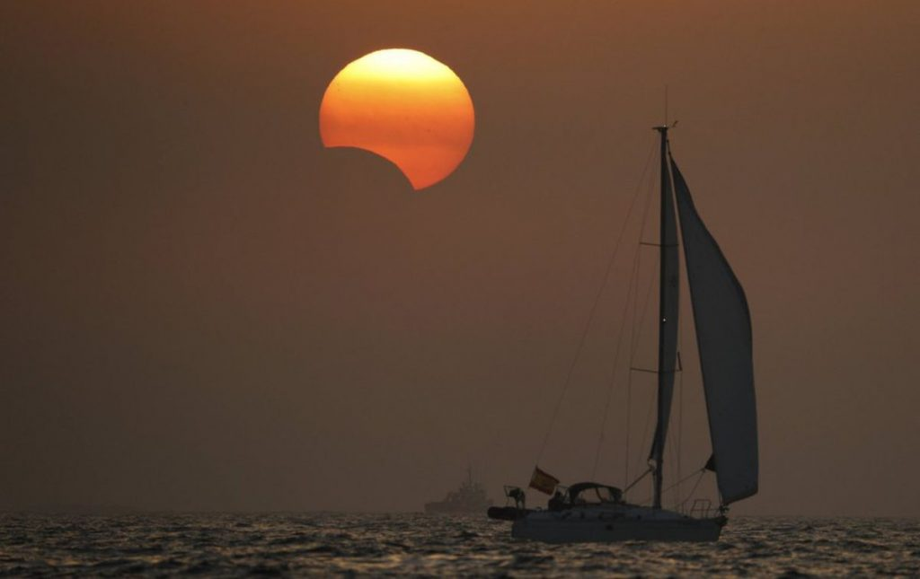 How and when do we see the partial solar eclipse on June 10    Science