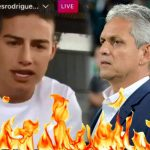 James Rodriguez explodes in front of Reinaldo Rueda: 'Don't respect me, don't let them come with assholes' – Ten