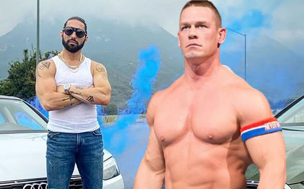 John Cena challenged Aldo and Poncho de Nigris to show their cars