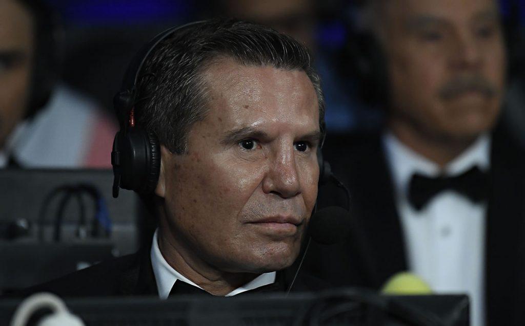 Julio Cesar Chavez warns that his life is in danger against Camacho Jr.