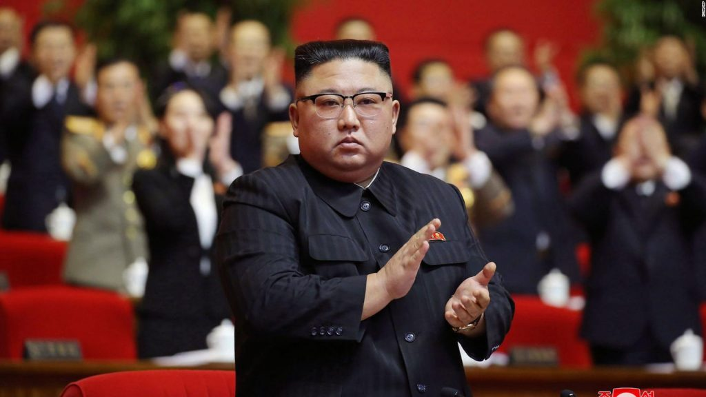 Kim Jong Un admits food shortages in North Korea