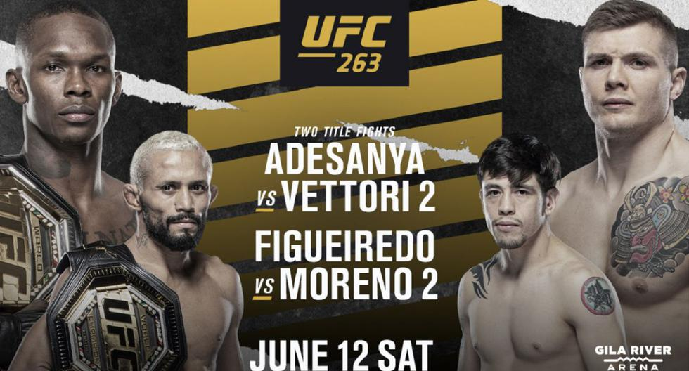 Link to SEE |  UFC 263 via ESPN 2 Live: Israel Adesanya vs.  Marvin Vittori 2 |  online |  direct |  mobile app |  ESPN 2 |  dazen |  Fox Sports |  MMA |  nczd |  Total Sports