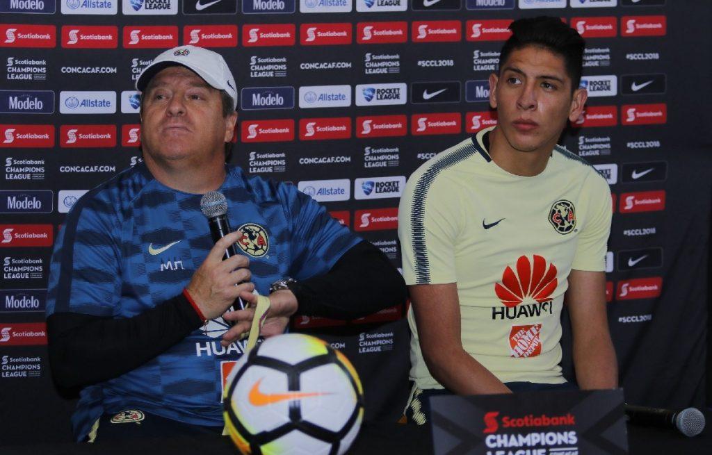 Miguel Herrera Made Me Erased in America: Edson Alvarez