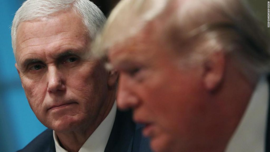 Mike Pence may have ruined the chances for 2024