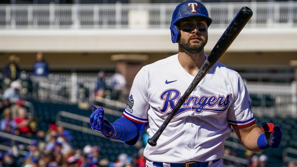 Padres brings interest in acquiring Joey Gallo via trade from Rangers