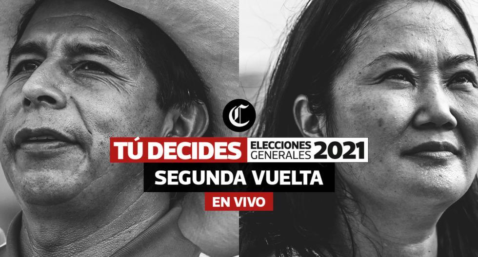 Peru 2021 elections live: the latest news today, Friday, June 25 |  JNE |  direct |  ONPE results 100% |  Pedro Castillo |  Keiko Fujimori |  free Peru |  Popular Power |  second round |  lbposting |  Policy